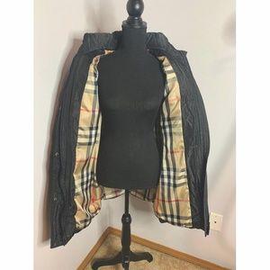 Burberry Women's Hoodie Puffer Coat